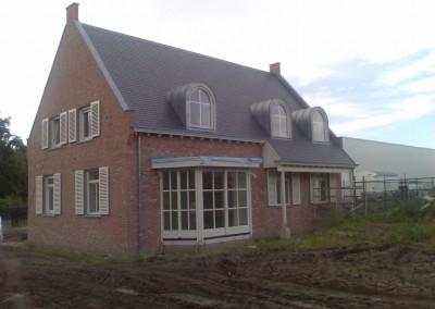 Nieuwbouwwoning Fam. van Keulen – Ossendrecht