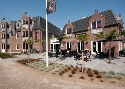 Nieuwbouw Grenshotel de Jonckheer – Ossendrecht