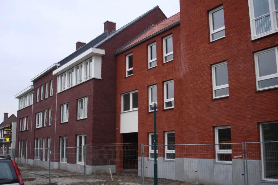 Nieuwbouw appartementen – Ossendrecht