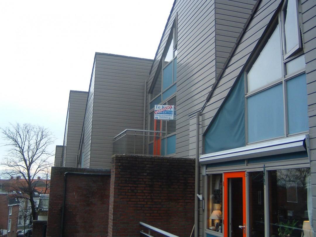 Renovatie apartementencomplex Fransiscusberg – Bergen op Zoom