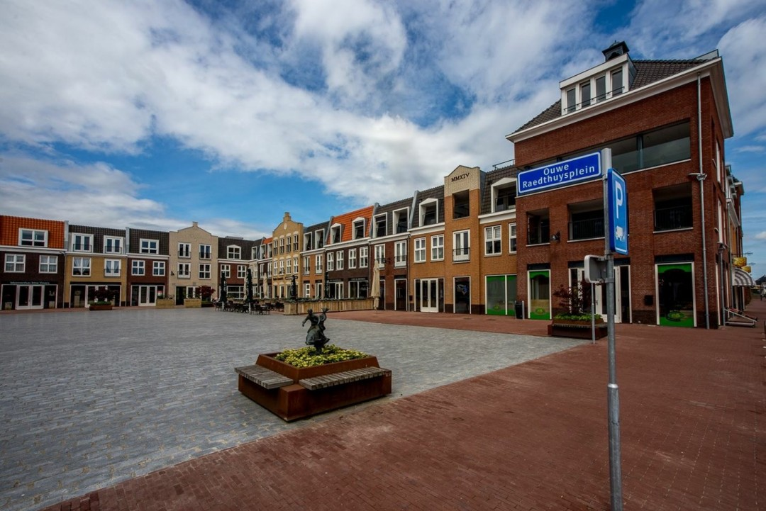 Raadhuisplein Deelplan D – Hoogerheide