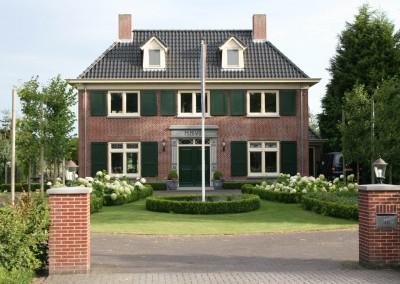 Nieuwbouw landhuis – Huijbergen