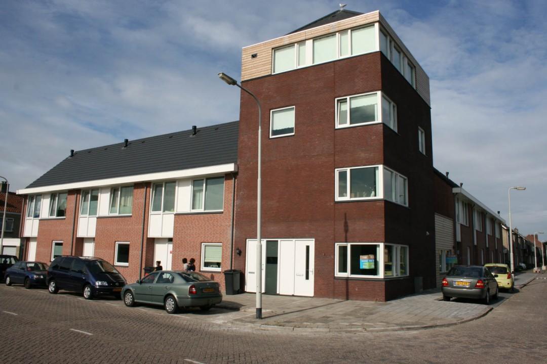 8 Nieuwbouwwoningen Stadlander – Bergen op Zoom