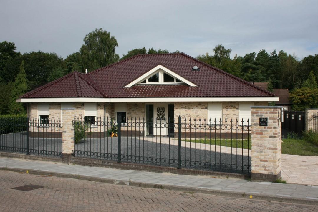Nieuwbouw Bungalow  – Hoogerheide