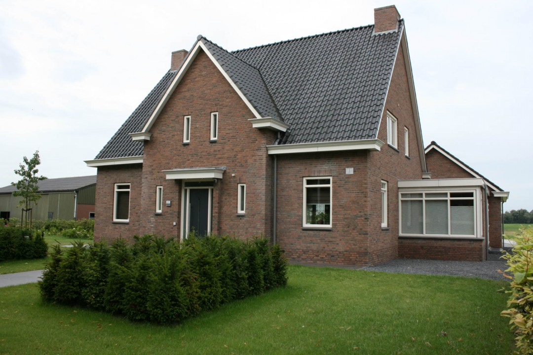 Nieuwbouw woning – Ossendrecht