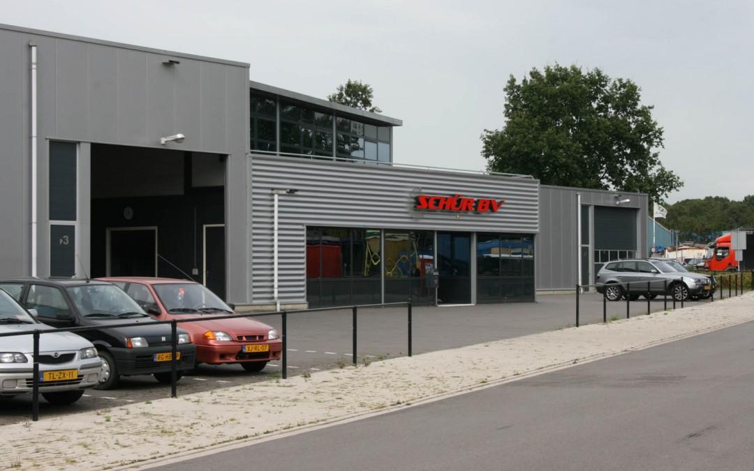 Nieuwbouw Bedrijfsruimte Schur bv. – Ossendrecht