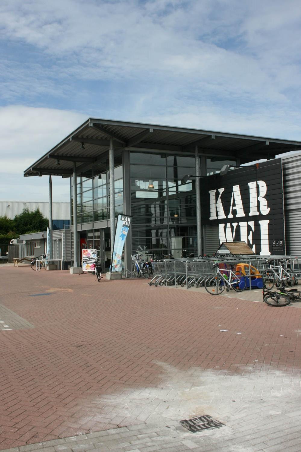 Nieuwbouw Karwei Bouwmarkt – Hoogerheide