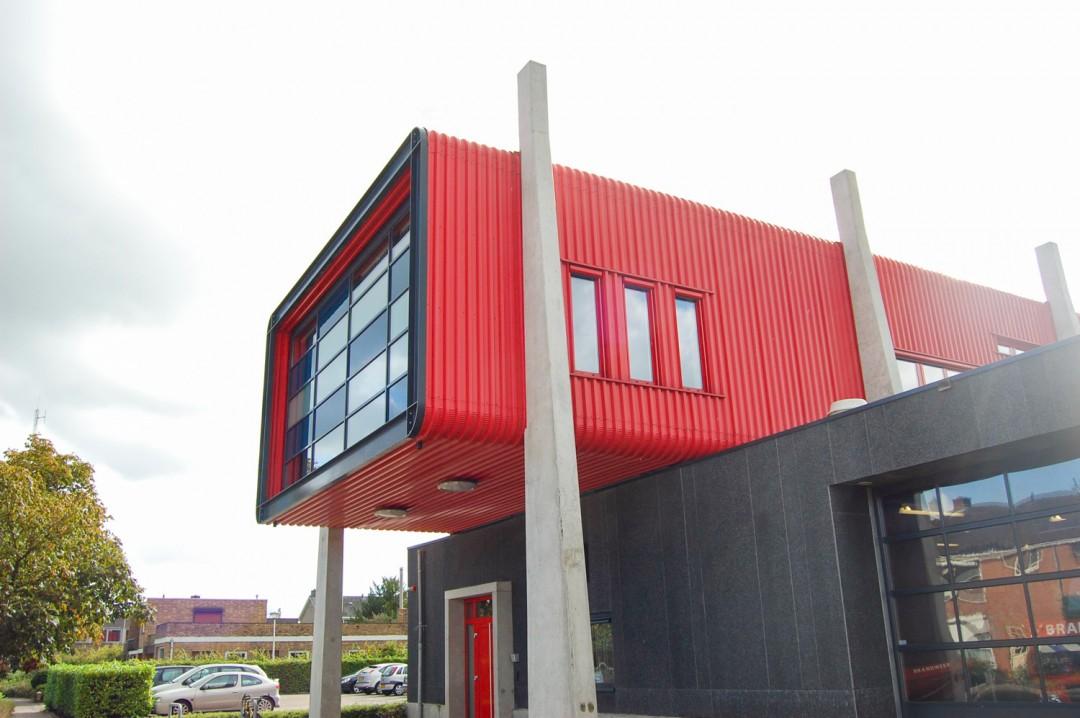 (Ver)Nieuwbouw Brandweerkazerne – Etten-Leur