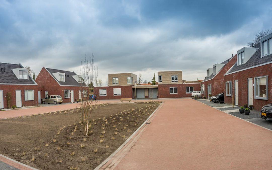 12 nieuwbouwwoningen – Hoogerheide