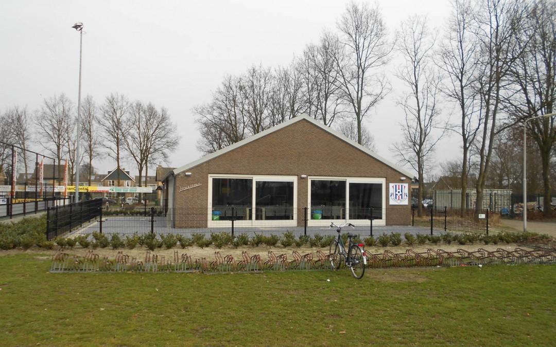Nieuwbouw Kantine R.K.v.v. M.E.T.O. – Hoogerheide