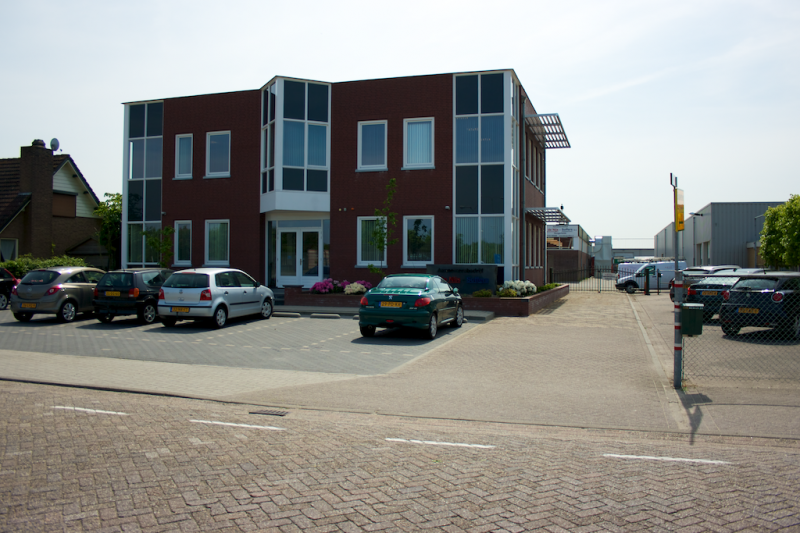 Nieuwbouw kantoor B. de Nijs – Soffers – Hoogerheide