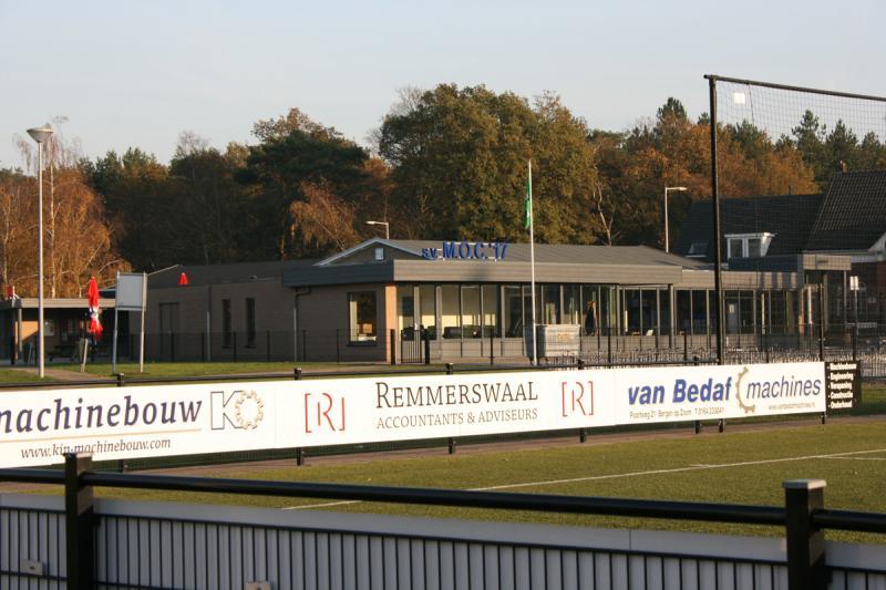 Verbouwing Clubhuizen MOC'17 & BVV'63 – Bergen op Zoom