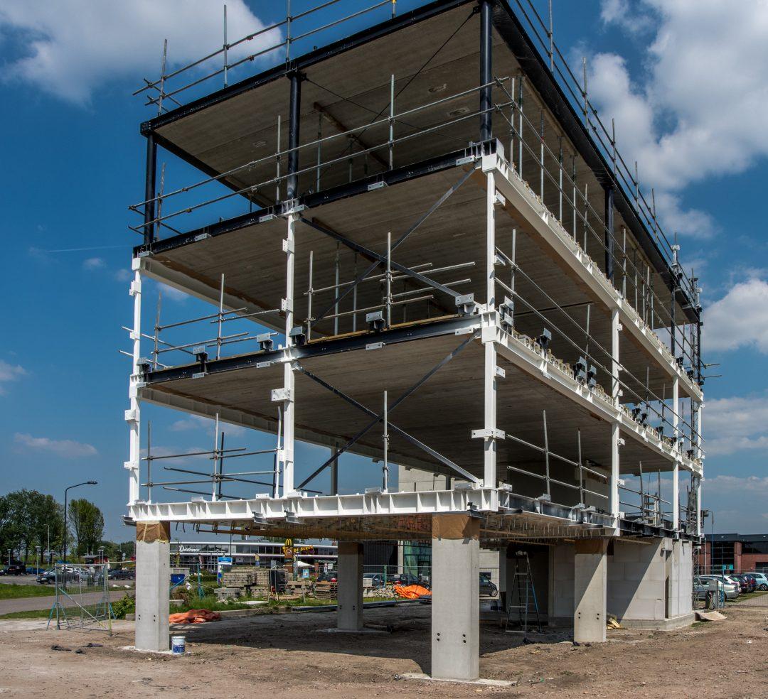 2e kantoorgebouw Emmerblok 1- Oud Gastel