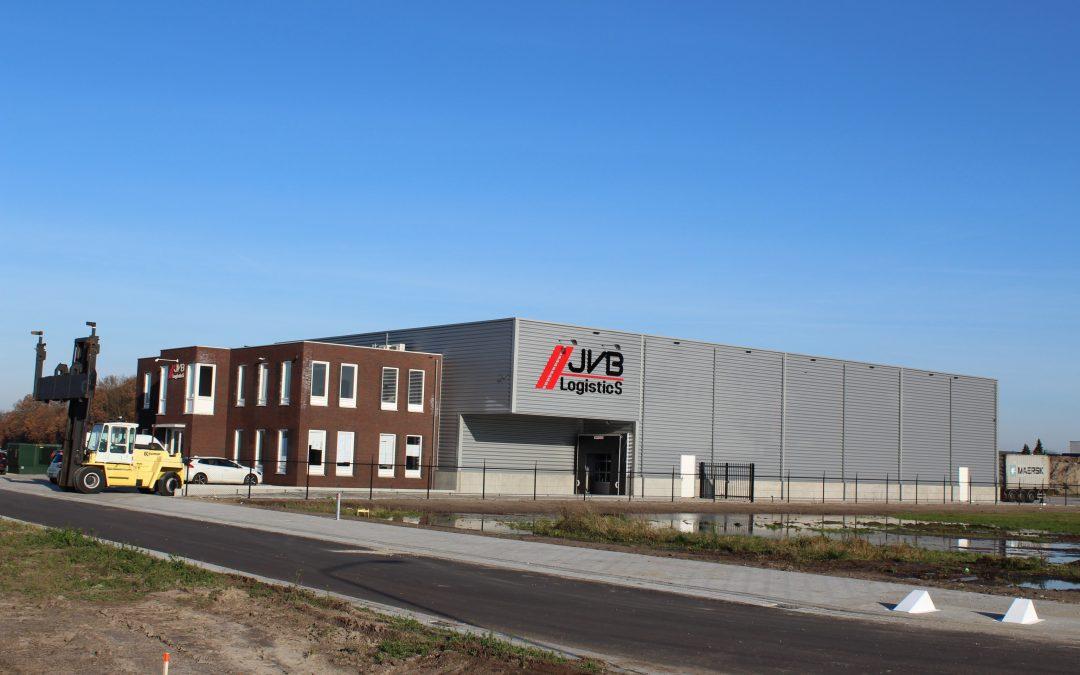 Nieuwbouw loods JVB – Kooi 2 Hoogerheide