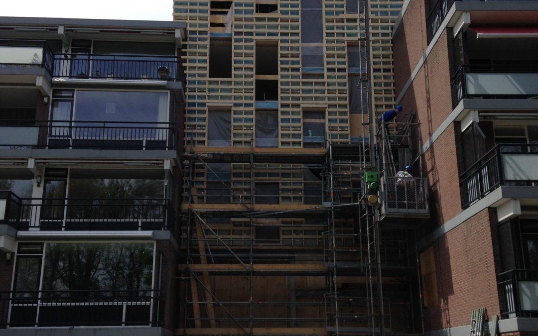 Restyling entree Residentie Meilust – Bergen op Zoom