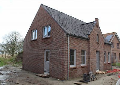 Nieuwbouw woning Calfven 45a – Ossendrecht