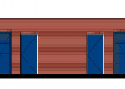 Renovatie/Uitbreiding opslag MSV&AV Flakee – Middelharnis