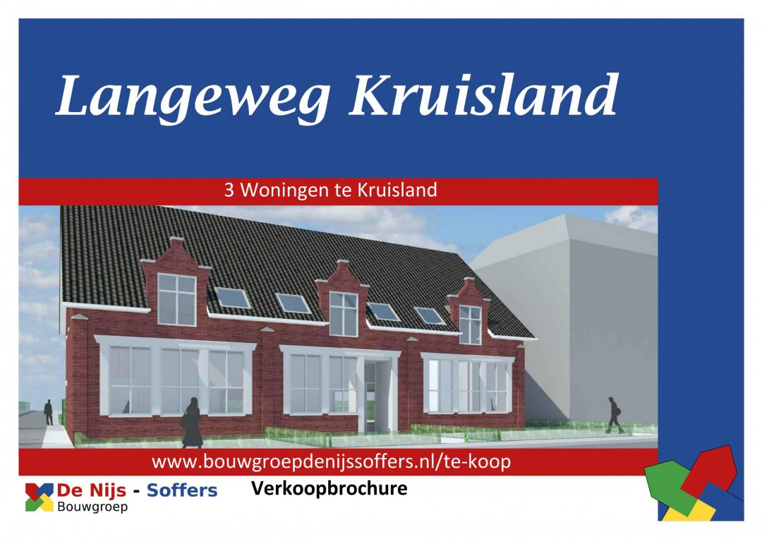Herbestemming Langeweg 4 – Kruisland