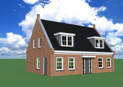 Nieuwbouw woning – Hoogerheide