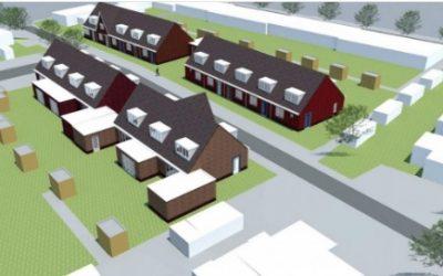 Woningbouw St-Maartensdijk