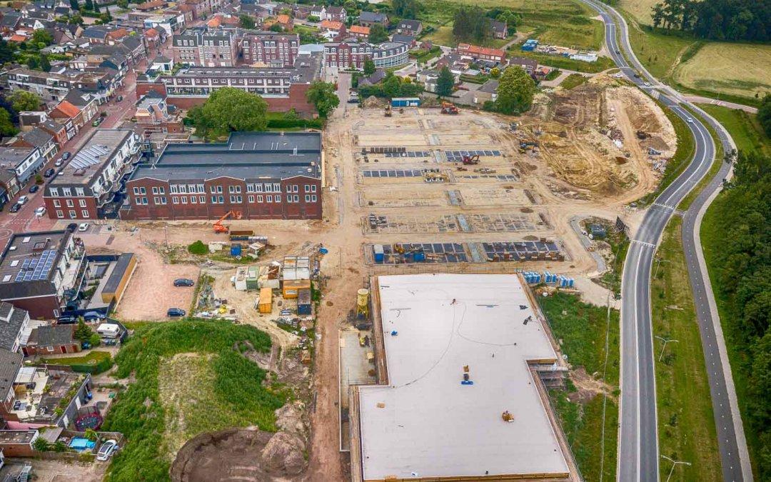 Voortgang realisatie Centrumplan Noord goed zichtbaar