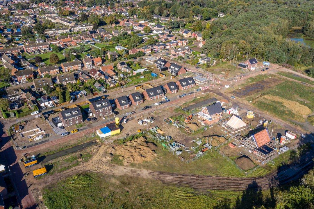 Nieuwbouw woningen Boudewijn Ossendrecht